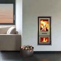 Wall Inserted Boiler Stove