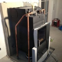 Boiler Stove Without Casing