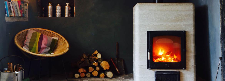 Masonry Stove Heaters in Edinburgh